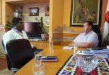 Посета на ЦКРМ од страна на делегатот за здравство, Jeyathesan Kylasingam, од Меѓународната Федерација на Будимпешта